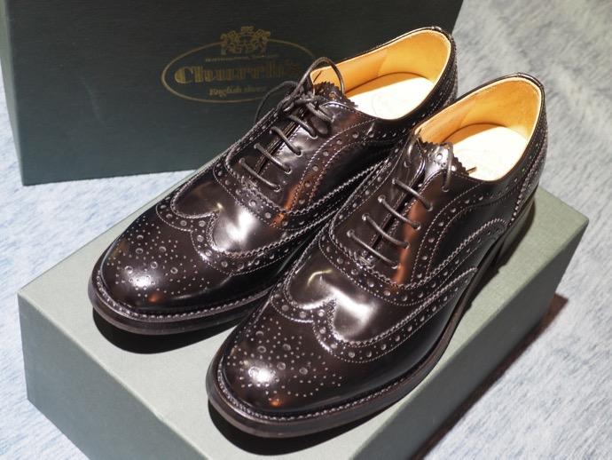 Church's 靴