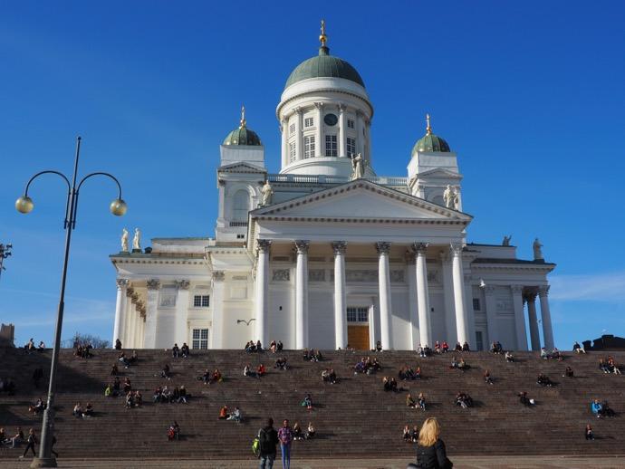ヘルシンキの大聖堂