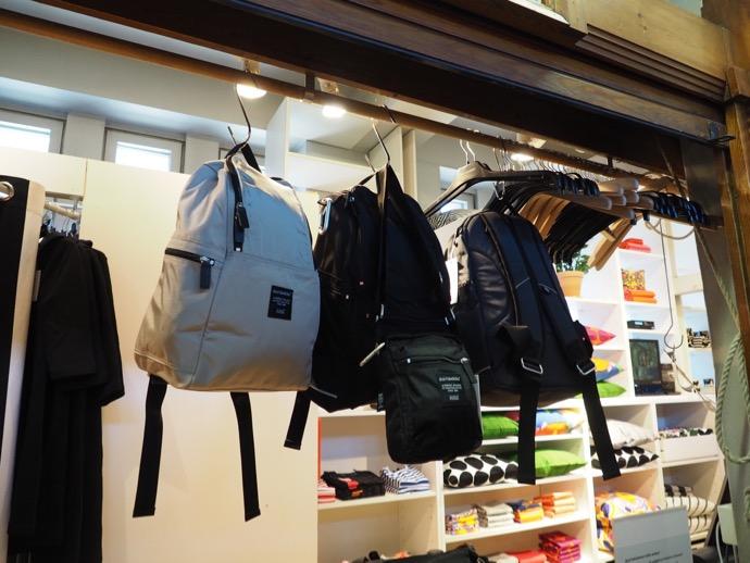 ハカニエミ・マーケットホールのmarimekko リュック