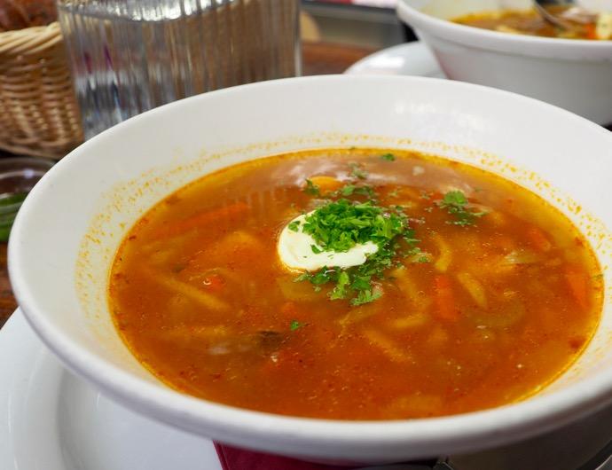 Soppakeittioのシーフードスープ