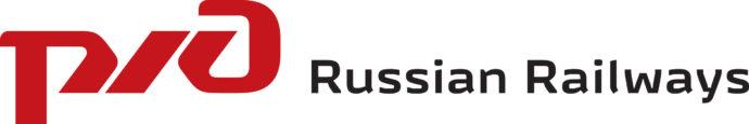 ロシア国鉄のロゴ