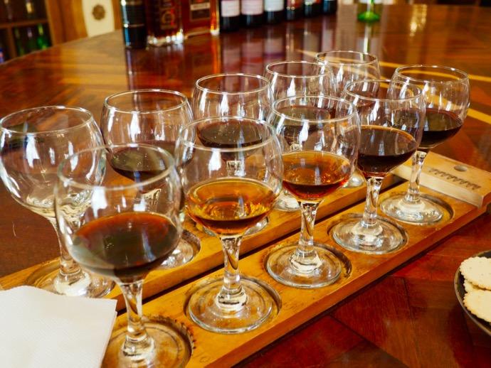 10種のワイン