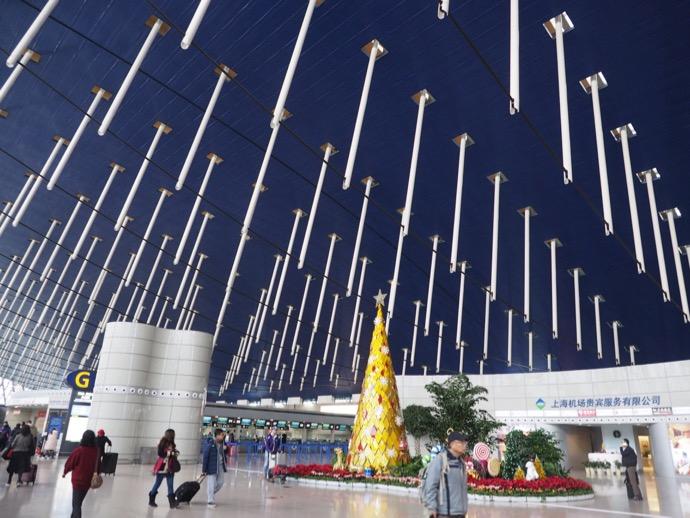 上海国際空港