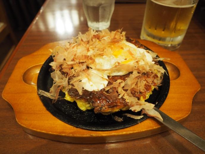 ぼてじゅうの大阪デラックス月見焼¥1,680