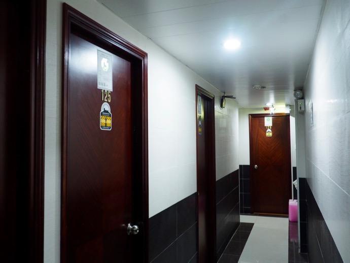 pple hostel の部屋