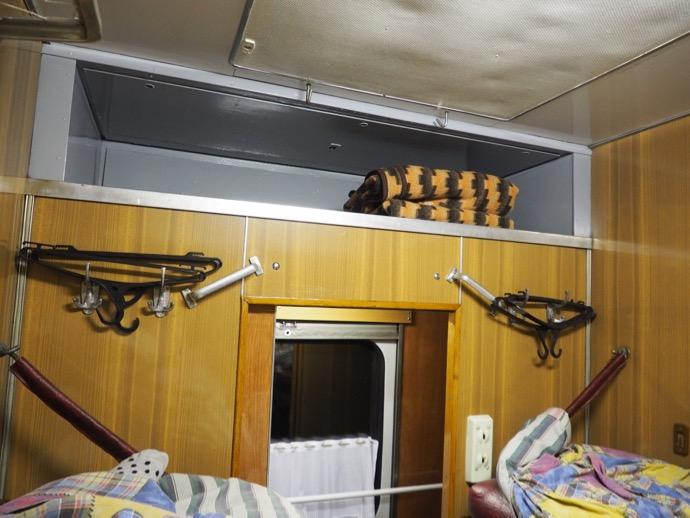2等寝台列車の車両