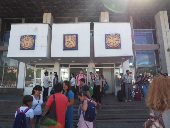 ウラジーミル駅