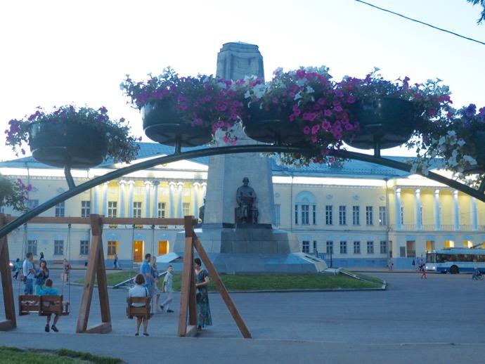 ウズベンスキーの聖堂公園