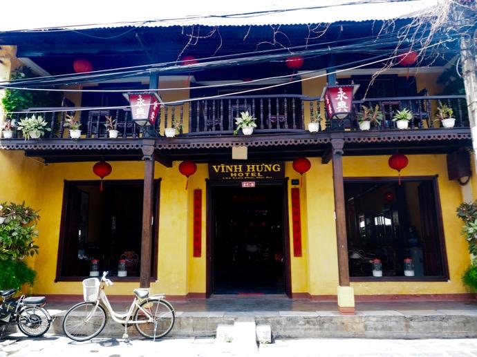 Vinh Hung Heritage Hotelの外観
