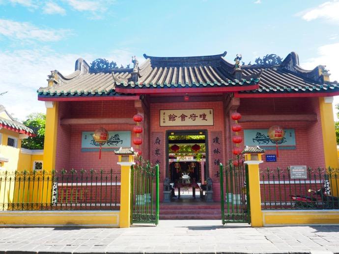 中華ミックスの建物