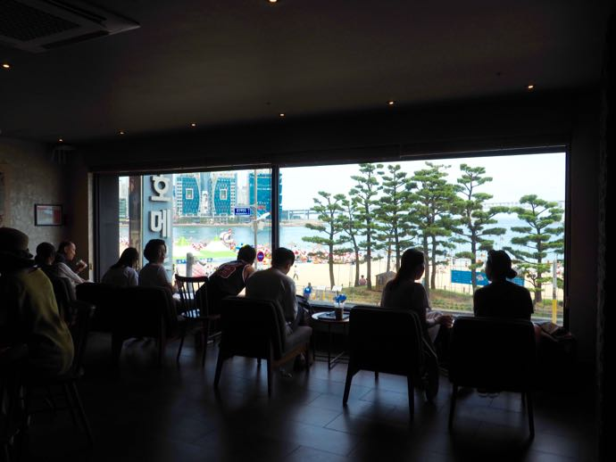 STARBUCS COFFEE 広安ビーチ店