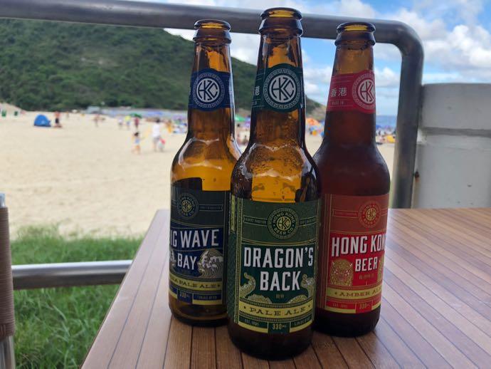 ドラゴンズバックのクラフトビール