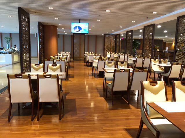 MINGALAR SKY LOUNGE ヤンゴン ミャンマー RGN ラウンジ プライオリティパス レストラン