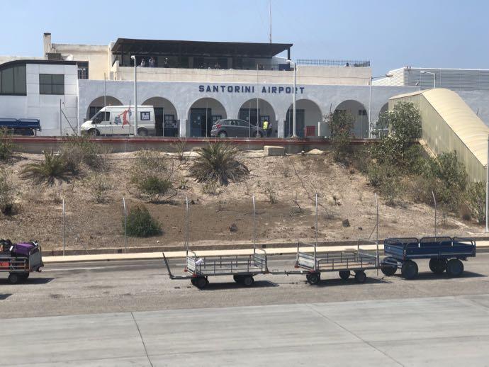 サントリーニ空港