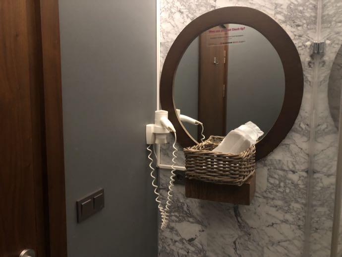 Comfort Lounge イスタンブール アタテュルク国際空港 プライオリティパスで無料 ラウンジ おすすめ シャワールーム ドライヤーあり