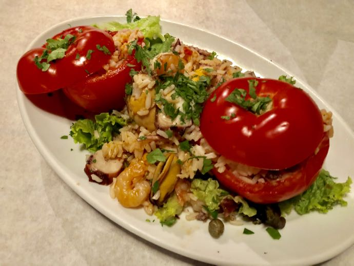 スタッフドトマト