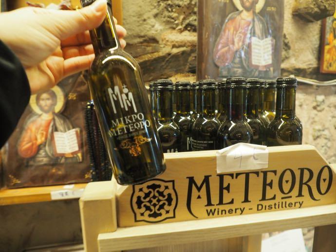 メテオラのワイン