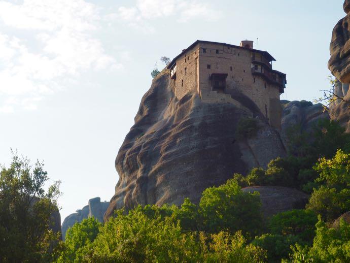 聖ニコラオス・アナパヴサ修道院