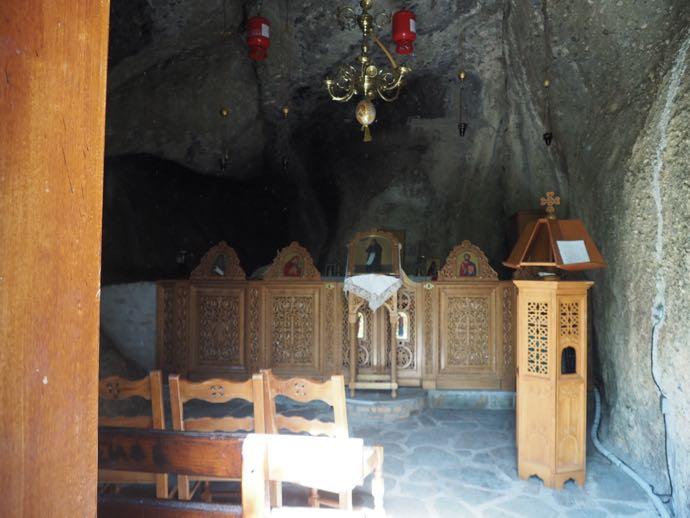 聖アントニオスの礼拝堂