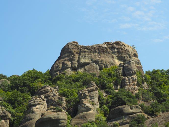 メテオラの奇岩群