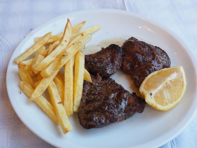 牛肉フィレステーキ