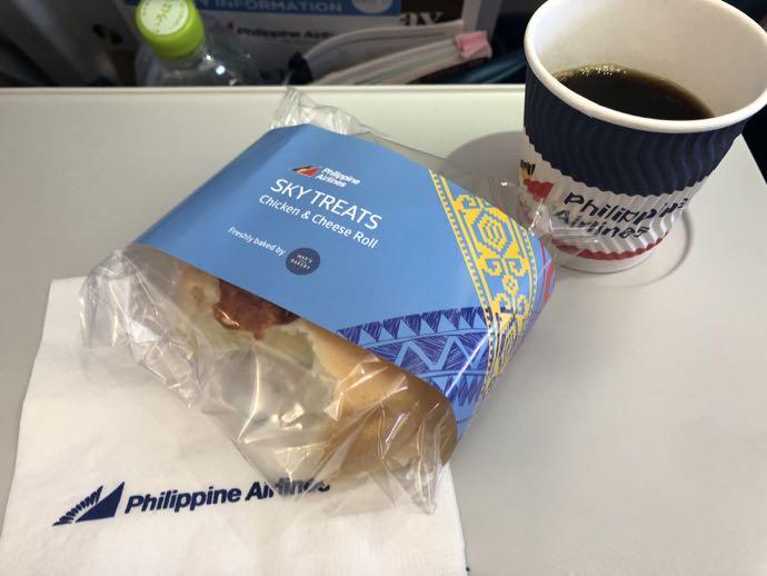 機内食の軽食
