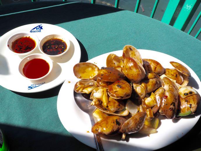 南丫島蝦膏炒飯