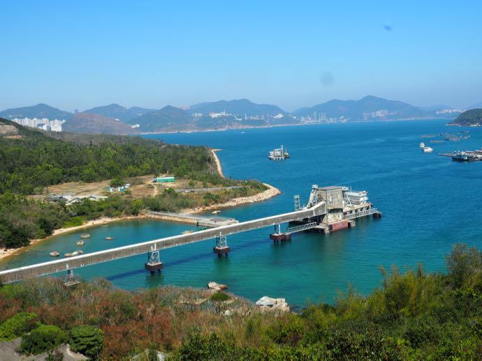 索罟湾の橋