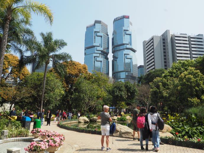 香港の自然公園