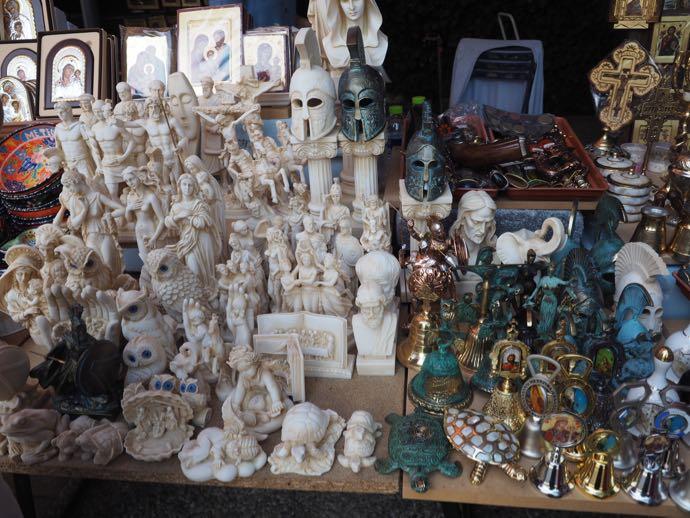 像などの土産物
