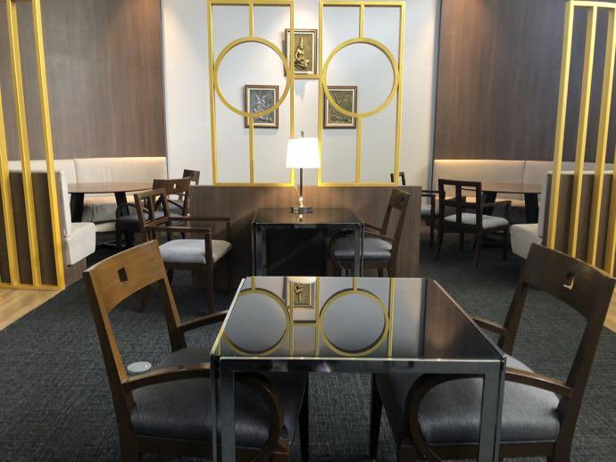 バンコク・ドンムアン国際空港 Miracle Lounge2 広々スペース