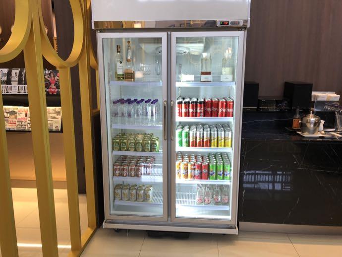 セルフ式冷蔵庫