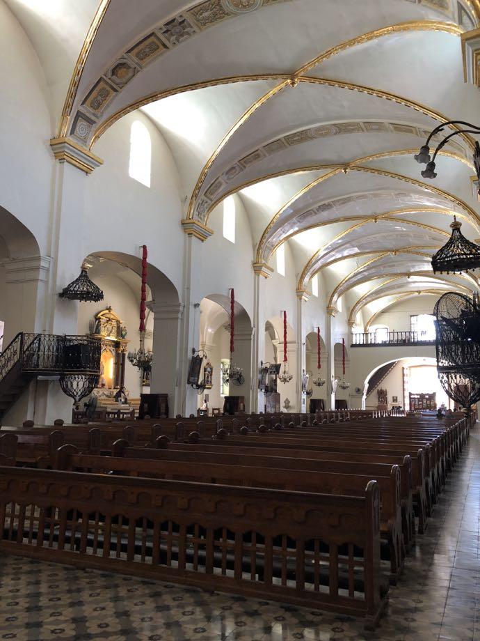 聖ボール大聖堂の内部