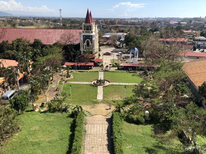 ベルタワーから眺めた景色