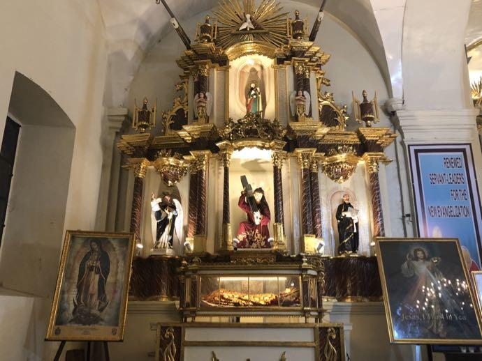 聖ポール大聖堂の祭壇