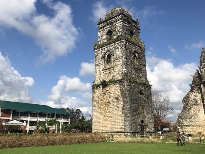 サン・オウガスチン教会(パオアイ教会)の鐘楼