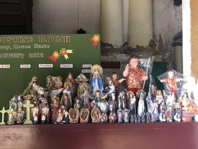 サン・オウガスチン教会(パオアイ教会)のお土産