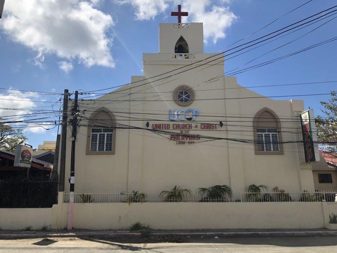 街にある教会