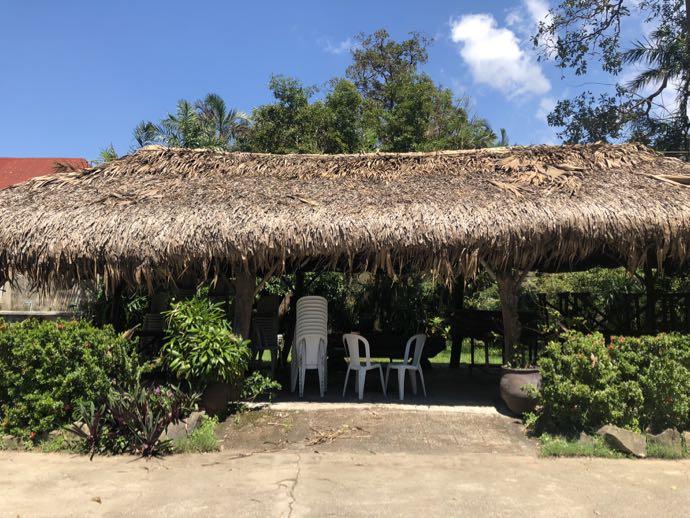 フィリピンぽい屋根