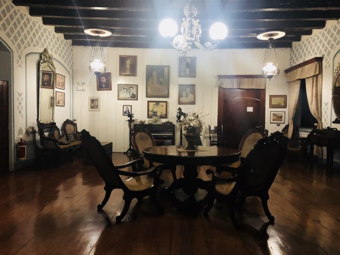 ビガン歴史地区の邸宅ホテル