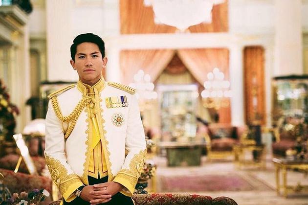 ブルネイの王子様