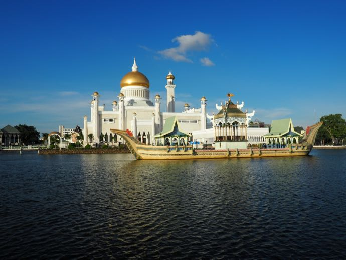 オールドモスクの代表的な外観