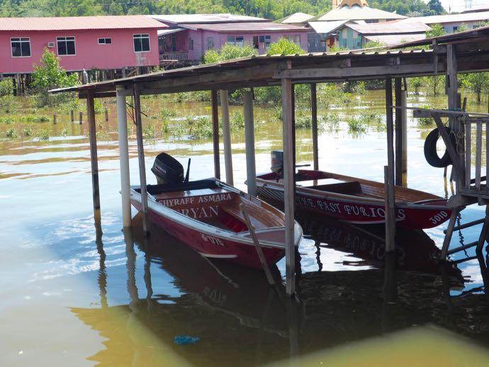 自家用ボートはお金持ちなのかも