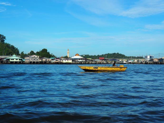 ブルネイ川