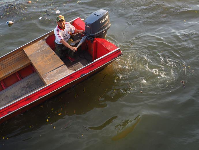 悪質なボート業者