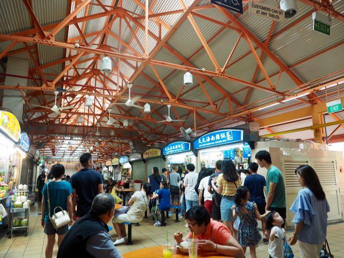 シンガポールのホーカーセンター
