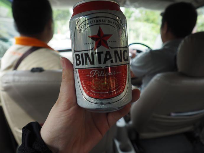 BINGTANGビール