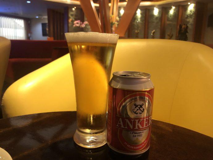 Angkorの缶ビール