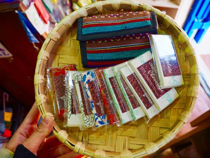 ネパールのチョコレート