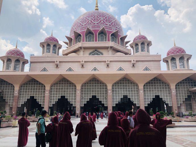 ピンク・モスク